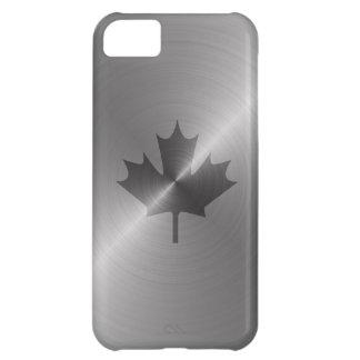 Canada Platinum Maple Leaf Case For iPhone 5C