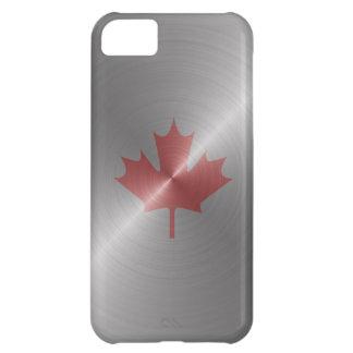 Canada Platinum Maple Leaf iPhone 5C Case