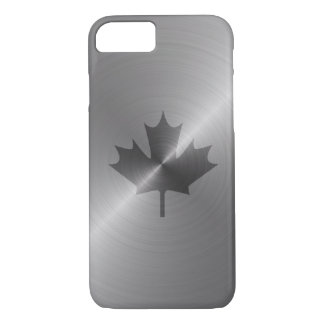Canada Platinum Maple Leaf iPhone 7 Case