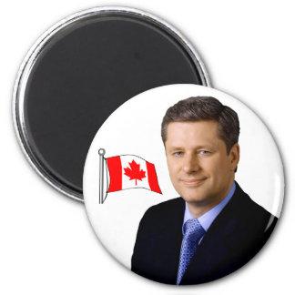 Canada PM Stephen Harper Fridge Magnet