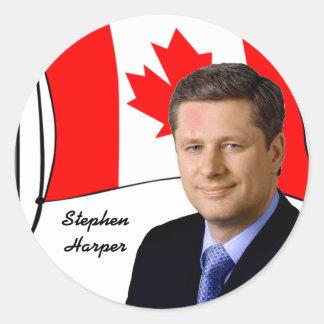 Canada PM Stephen Harper Sticker