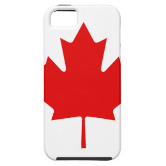 Canada Pride Rainbow Flag iPhone 5 Covers