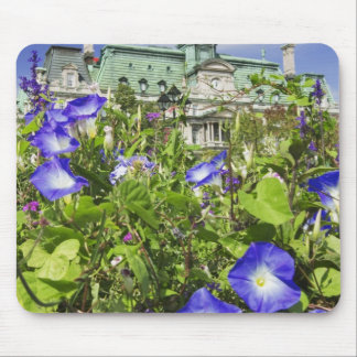 Canada, Quebec, Montreal. View of City Hall Mouse Pad