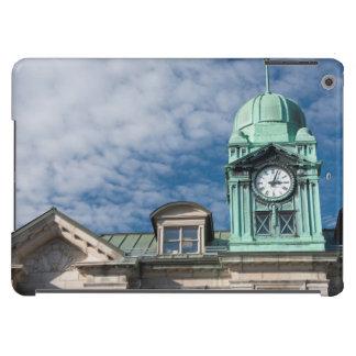 Canada, Quebec, Quebec City. Port Authority iPad Air Cover