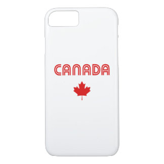 Canada Retro iPhone 7 Case