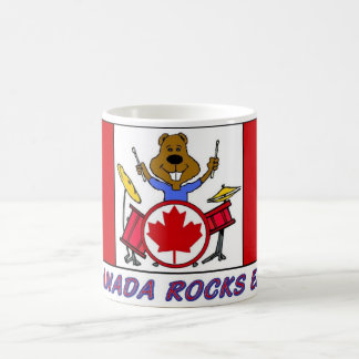 Canada Rocks eh! Coffee Mug