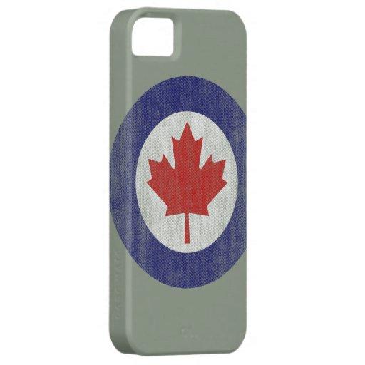 Canada roundel iphone 5 case