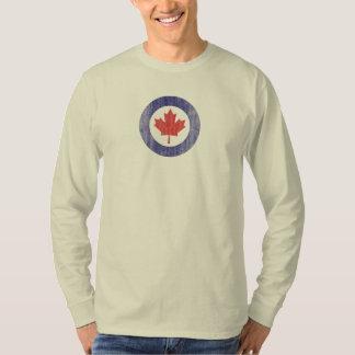 Canada roundel t-shirts