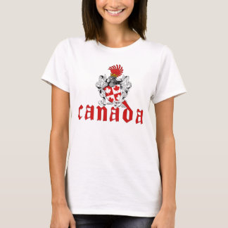 Canada Shield W T-Shirt