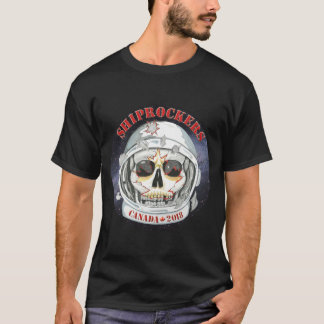 Canada Shiprockers Men's Dark T T-Shirt