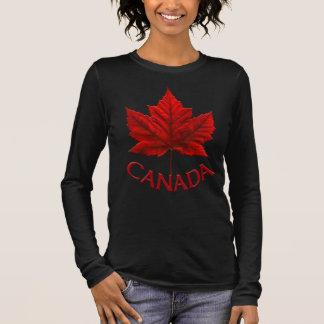 Canada Shirt Women's Plus Size Canada Souvenir T
