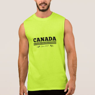 CANADA since 1867 Sleeveless Shirt