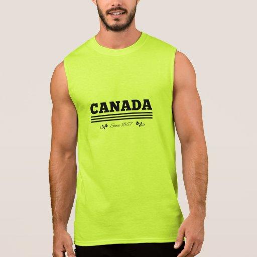 CANADA since 1867 Sleeveless T-shirt