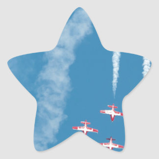 Canada Snowbirds Star Sticker
