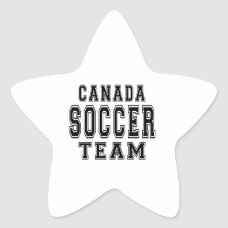 Canada Soccer Team Stickers