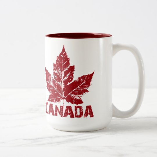 Canada Souvenir Coffee Cup Cool Canada Mugs & Cups