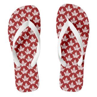 Canada Souvenir Flip Flop Sandals Canada Shoes Flip Flops