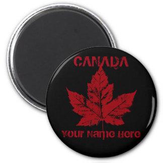 Canada Souvenir Fridge Magnet Canada Personalized