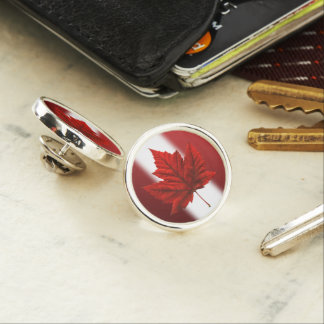 Canada Souvenir Lapel Pins Custom Canada Flag Pin