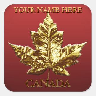 Canada Souvenir Stickers Custom Canada Sticker