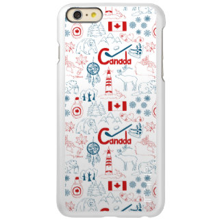 Canada | Symbols Pattern