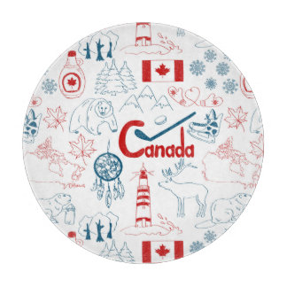 Canada | Symbols Pattern Boards