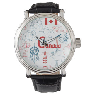 Canada | Symbols Pattern Watch