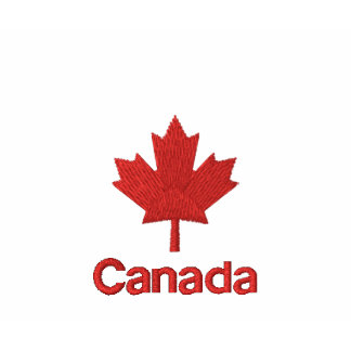 Canada T Shirt - Red Canadian Maple Shirt