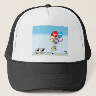 Canada  t-shirts b - kitties trucker hat