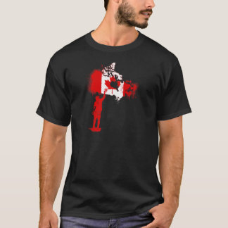 Canada Tagger Red T-Shirt