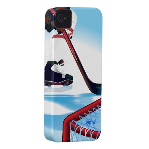 Canada Team Hockey Player Blackberry Bold Case