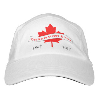 Canada True North Strong and Free Hat