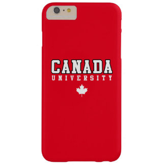 Canada University Barely There iPhone 6 Plus Case