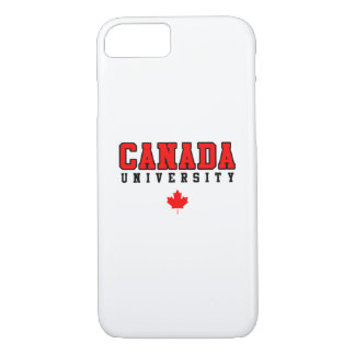Canada University iPhone 7 Case