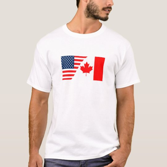 Canada-US t-shirt