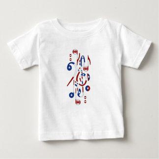 Canada & USA Notes Baby T-Shirt