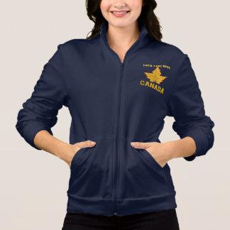 Canada Varsity Jacket Custom Canada Team Jackets