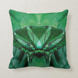 Canada, Victoria, Victoria Butterfly Gardens Throw Pillow