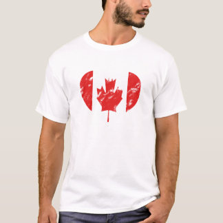 Canada Vintage Love Shirt