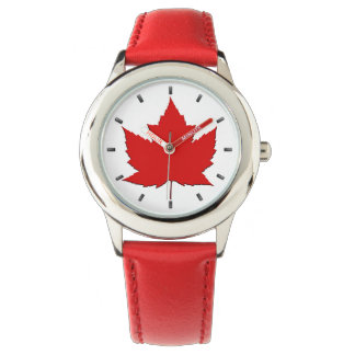 Canada Watch Canada Maple Leaf Souvenir Wristwatch