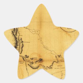 Canada, Western. 1801.jpg Sticker