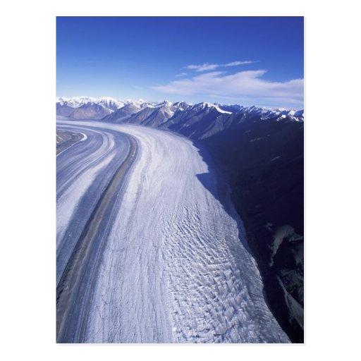 Canada, Yukon Territory, Kluane National Park. Post Card