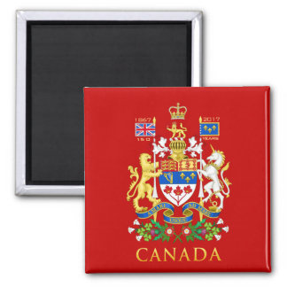 Canada's 150th Anniversary Birthday Celebration Magnet