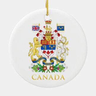 Canada's 150th Birthday Celebration Commemorative Ceramic Ornament