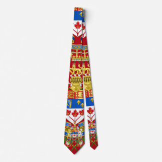 Canada's 150th Birthday Celebration Commemorative Tie