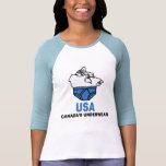 Canada's Underwear Tee Shirts