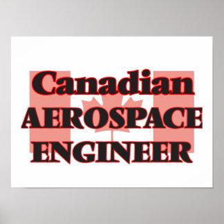 Canadian Aerospace Engineer Poster