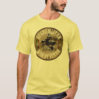 Canadian Afghanistan War Veteran II T-Shirt