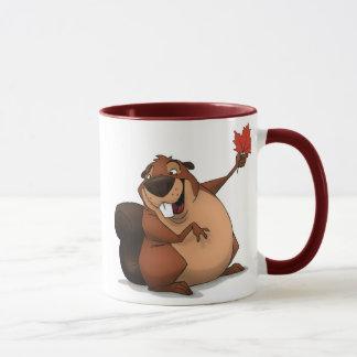 Canadian Beaver Mug