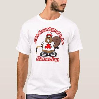 Canadian Beaver T-Shirt